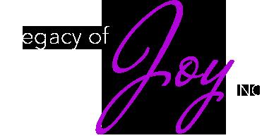 Legacy of Joy, Inc. Retina Logo
