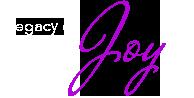 Legacy of Joy, Inc. Logo